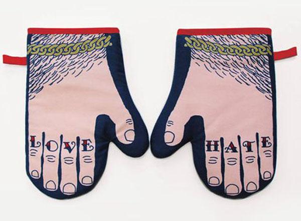 Glove & hate