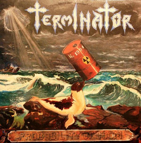 Terminator - Probability Of Doom